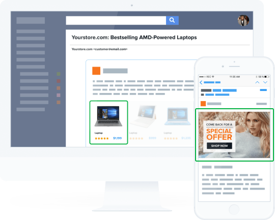 PersonaClick Native Ads In Newsletters And Trigger Emails