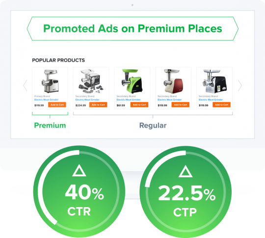 PersonaClick Personalized Product Recommendation Blocks